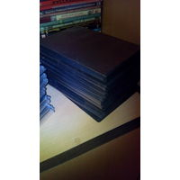 Коробка бокс для компакт - дисков (цена за штуку - любую) или 10р. за все сразу (всего 66 штук)