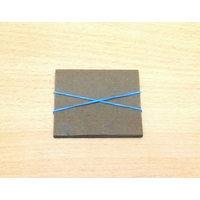 Наждачная бумага P240 (70мм x 58мм). Количество: 14 штук.