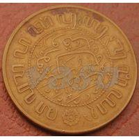 4579:  2 1/2 цента 1945 Голландская Ост-Индия