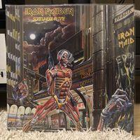 Iron Maiden - Somewhere In Time (Original UK 1st PRESS)