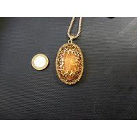 Продам ожерелье , тона старинного янтаря