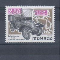 [1607] Монако 1994. Автомобиль.