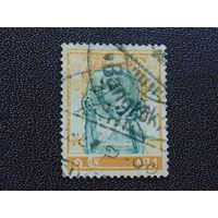 Таиланд. Сиам 1908 г. Король Рама V Чулалонгкорн.