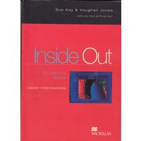 Inside Out Upper-Intermediate. Student`s book + Workbook (includes Audio CD)