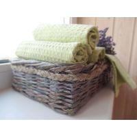 Многоразовые хлопковые салфетки для кухни и уборки дома