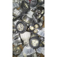 Светодиодные лампочки на 12 вольт, замена галогенок.  Цена за лот.