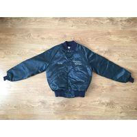 Unisex Куртка Ветровка Бомбер King Louie Pro Fit Made in USA 32 XS 34 Нейлон ДОСТАВКА БЕСПЛАТНО