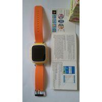 Часы умные детские с GPS и телефоном