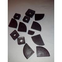 Твердосплавные пластины для резцов