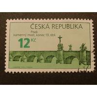 Чехия 2010 мост  13 век