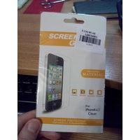 Плёнка на экран iPhone6