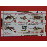 Восточный Тимор 2000г. Фауна