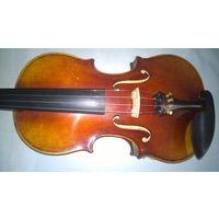 Старинная скрипка чешского мастера Frank Duhon