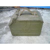 Ящик под ленту пулемета ДШК.