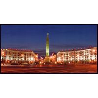 Минск Площадь Победы