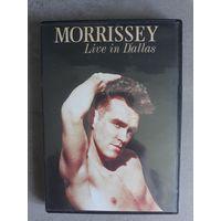 Morrissey - Live in Dallas (фирменный диск)