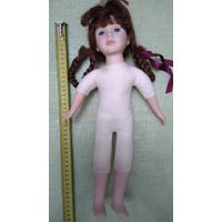 Кукла фарфоровая (5), 40 см