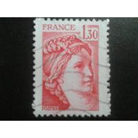 Франция 1979 стандарт 1,30