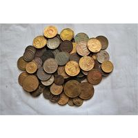 Сто советских монеток 1