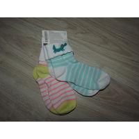 Новые носки Gymboree 26-28 размера