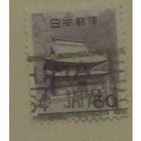 Зал мощей в дзэнском монастыре Камакура. Япония. Дата выпуска:1962-06-15