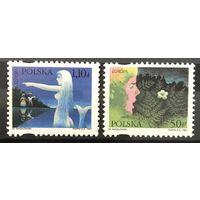 1997 ЕВРОПА - польские сказки и легенды
