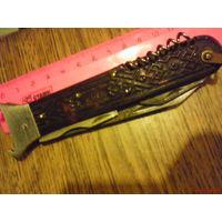Нож охотничий с экстрактором с знаком качества СССР