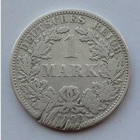 Германия - Германская империя 1 марка. 1893. A