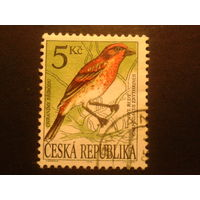 Чехия 1994 птица