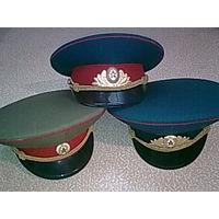 Фуражки,Рубашка офицерския\ СССР\