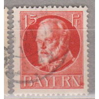 Бавария Личности Известные люди  Король Людвиг III 1916 год лот 12