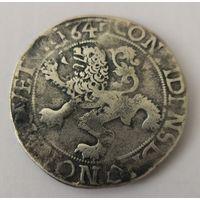 Таллер 1642 или 1647 год. Левик.
