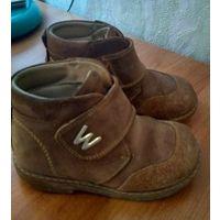 Ботиночки woopy 24