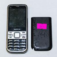 143 Телефон копия Nokia C5. По запчастям, разборка