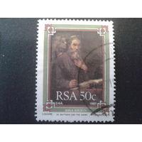 ЮАР 1987 живопись Рембранта