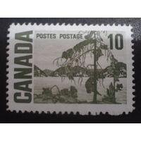 Канада 1967 стандарт, дерево