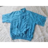 Рубашка майка  кофта новая моделька для парня р. 52-54