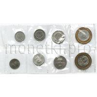 Камбоджа 4-монеты 1994 года.