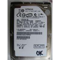 "HDD Hitachi 2.5""\80GB\Sata"