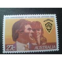 Австралия 1983