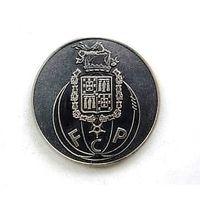 Медальный жетон футбольного клуба Порту - участника группового этапа Лиги Чемпионов УЕФА 2014-2015 гг. в группе Н