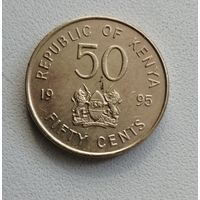 50 Центов 1995 (Кения)