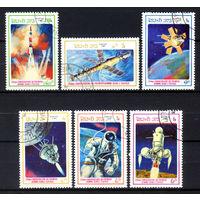 1986 Лаос. Космос