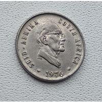 ЮАР 5 центов, 1976 Окончание президентства Якобуса Йоханнеса Фуше 3-14-12