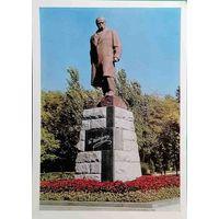 Одесса Памятник Шевченко Т. Г. 1