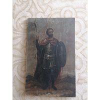 Икона Святой Иоанн Воин.