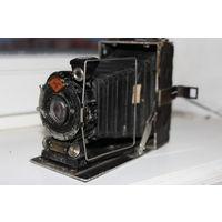 Старинный фотоаппарат Agfa standant