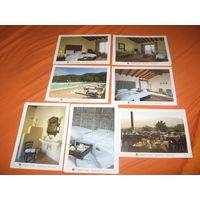 Набор открыток с видами Итальянского отеля