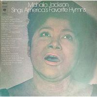 Mahalia Jackson/Sings America's FavoriteHymns/1971, CBS, 2LP, EC