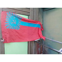 Флаг Грузинской ССР(новый)
